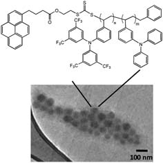Exploring RAFT Polymerization for the Synthesis of Bipolar Diblock Copolymers and their Supramolecular Self-Assembly, P. E. Williams, A. O. Moughton, S. Khodabakhsh, J. P. Patterson, R. K. O'Reilly, Polym. Chem., 2011, 2, 720-729.